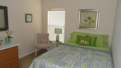 Cape Coral house rental - Another view of guest room.