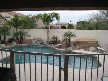 Mesa house rental - Sparkling Private Pool