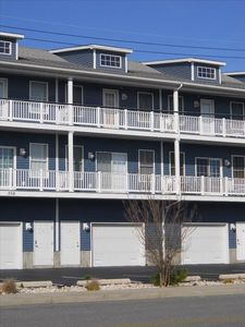 Clammers Cove Ocean City townhome rental