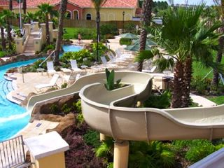 Regal Palms townhome photo - Water Slide