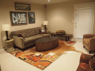 Cottonwood Heights townhome photo - Basement hideaway - playroom/living room