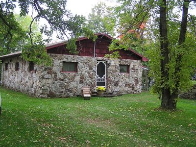 Charming stone cottage on Upper Rideau Lake, Westport, ON