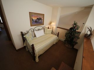 Silvercreek condo photo - The day bed in the loft!