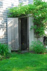Wellfleet house photo - Outdoor Shower