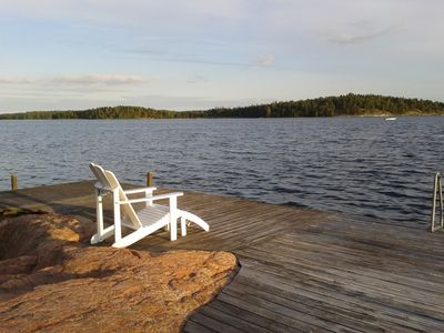 Inga Lindström dream home in the archipelago, wonderful plot seafront