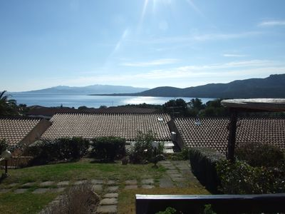 direct beach nearby, sea views, homely, terrace