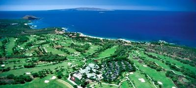 Wailea Golf Course is just minutes away!