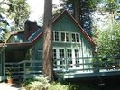 Lake Arrowhead cabin photo
