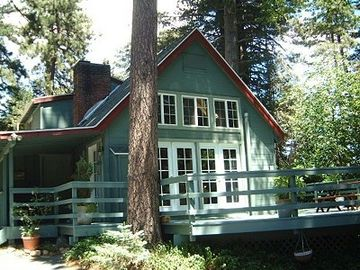 Lake Arrowhead cabin rental - Skyforest Mountain Retreat