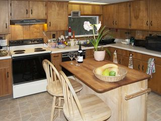 West Stockbridge farmhouse photo - Kitchen