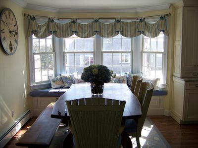 East Sandwich house rental - Dining Area