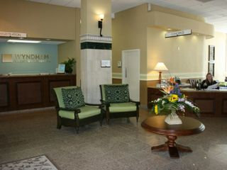 Pompano Beach studio photo - Lobby