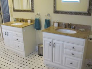 Land O Lakes house photo - Master Bath sinks