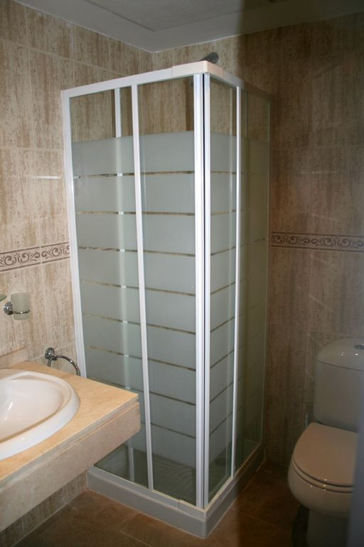 Guest shower room and toilet