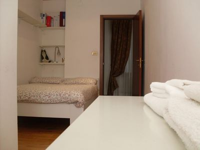 Prati (Vatican area) apartment rental - Bedroom 3