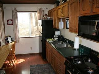 Moonridge cabin photo - Everything you need in the kitchen