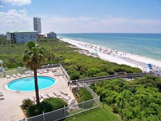 Seagrove Beach condo photo - Gulf Front Pool
