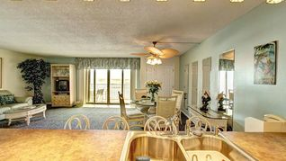 Indian Rocks Beach condo photo - Open floor plan, all with a gorgeous ocean view.