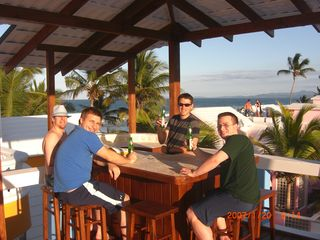Drinks at the Bar! June 2012 - Cabarete villa vacation rental photo
