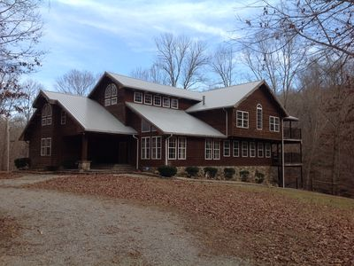 Come stay at Jenkins Falls Retreat for all your small or large gatherings!