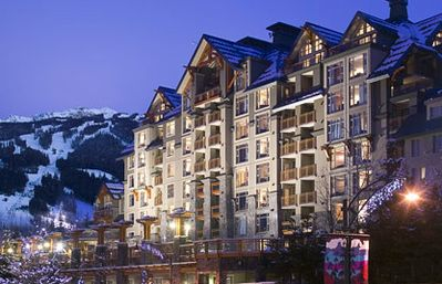 Pan Pacific Whistler Village Centre - British Columbia