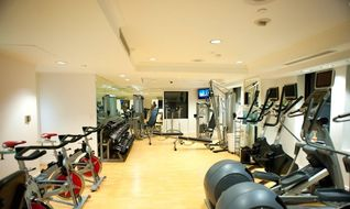 Midtown Manhattan apartment photo - Gym