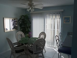Manasota Key condo photo - Condo # 121 - Dining and Bar Area