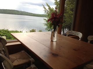 Farmington house photo - Dine with a view!