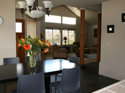 Main Dining Aread - Bend, OR Pet Friendly House Rental near Shopping