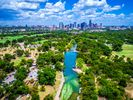 Barton Springs Pool within walking distance