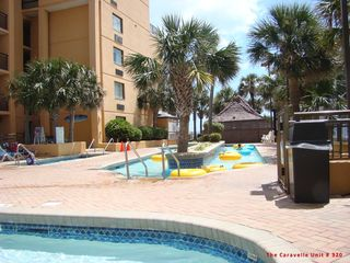 Caravelle Resort condo photo - 2 lazy rivers