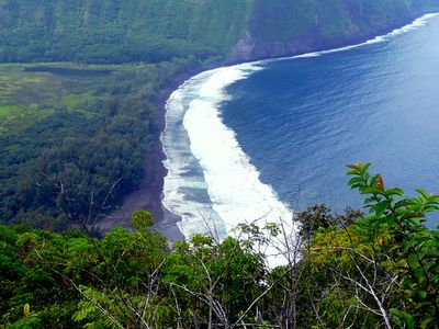 View of Waipio Valley