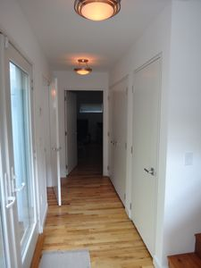 First Floor Hall to Master Suite