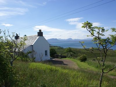 Achiltibiue cottage rental - Tigh an Uillt