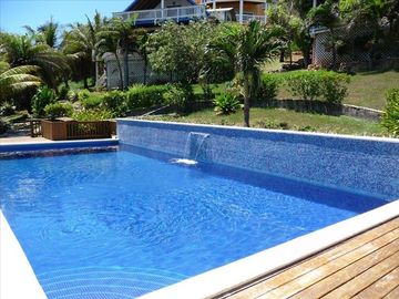 Panoramic Pool by the villa