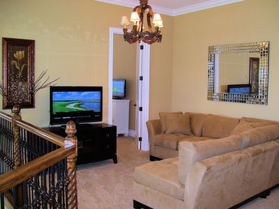 2nd floor family room, great for playing Xbox!