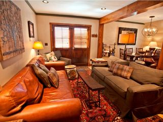 Telluride condo photo - Living Room