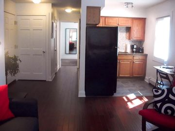 Minneapolis apartment rental - Overview of this nice, bright apartment.