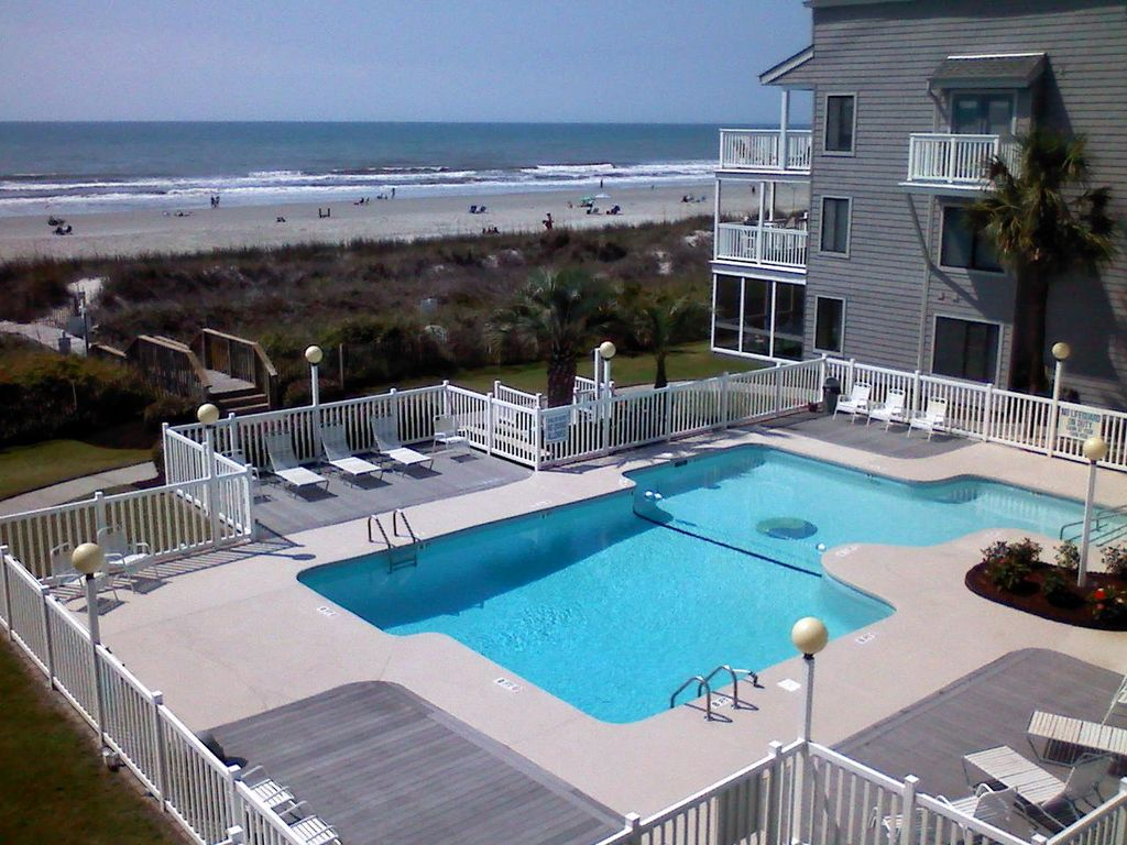 Beachfront Family Condo Monthly Rates  HomeAway Cherry