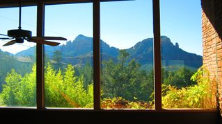 Sedona house photo - View from Master Bedroom
