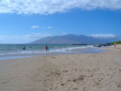 Kamaole III Beach  TOP Rated: snorkeling, boogie boarding, people watching
