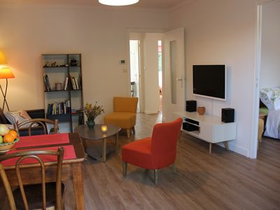 Annecy: comfortable 3-room, 58-sq.m flat newly refurbished, 200 m from the lake