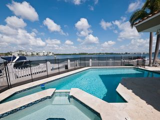 Miami Beach house photo - Enjoy the swimming pool and the view !