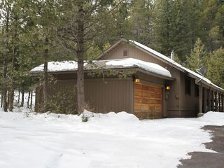 Truckee cottage photo - .
