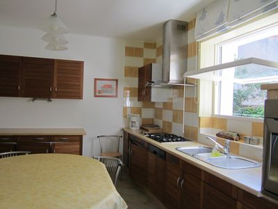 House 120 square meters, close to the sea