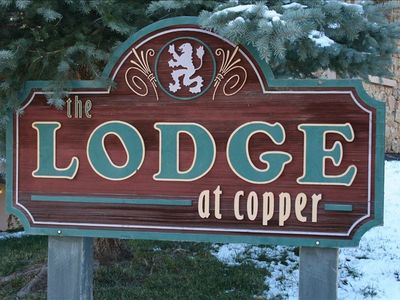 Welcome to the Lodge at Copper!