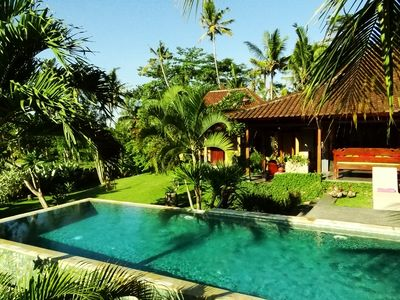 image for High satnding Villa, 6 persons, Ubud, Bali