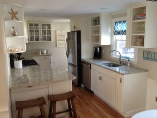 Harwich - Harwichport house photo - New hardwood floors and gorgeous granite countertops add to the charm.