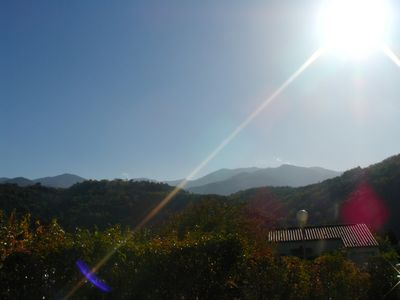 3 Bed Villa Bungalow, Private Pool, Stunning Mountain views, Quiet, Sleeps < 8