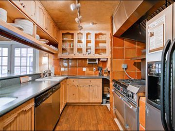 Large Professional Kitchen